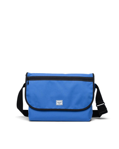 Herschel Supply Co. - Grade Amparo Blue Black Messenger Bag