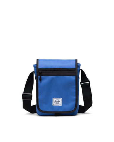 Herschel Supply Co. - Lane Small Amparo Blue Black Messenger Bag