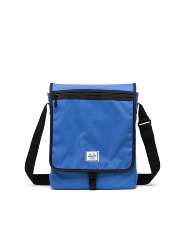 Herschel Supply Co. - Lane Amparo Blue Black Messenger Bag