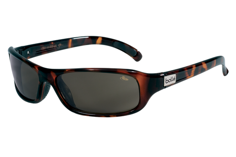 Bolle - Fang Dark Tortoise Sunglasses, TNS Lenses