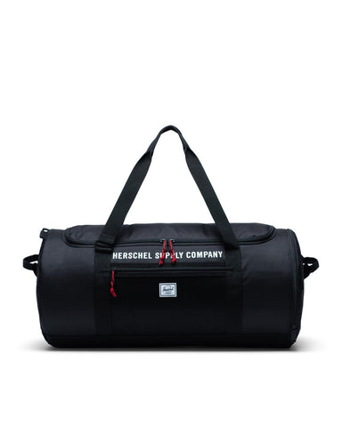 Herschel Supply Co. - Sutton Black Athletics Duffel Bag