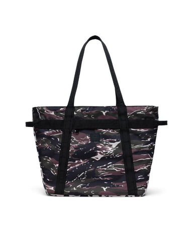 Herschel Supply Co. - Alexander Zip Tiger Camo Leopard Tote