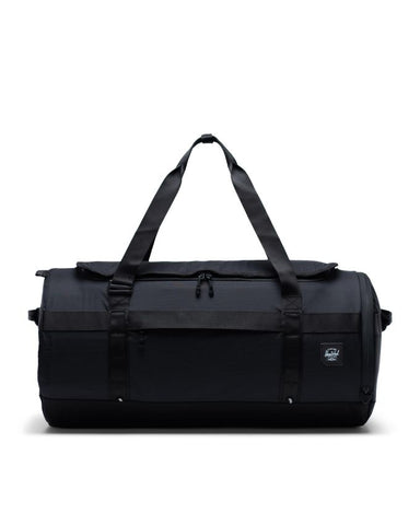 Herschel Supply Co. - Sutton Carryall Trail Black Duffel Bag