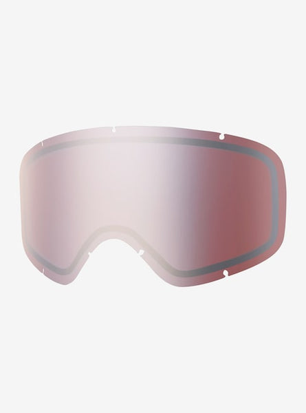 Anon - Women's Insight Silver Amber Snow Goggle Replacement Lens
