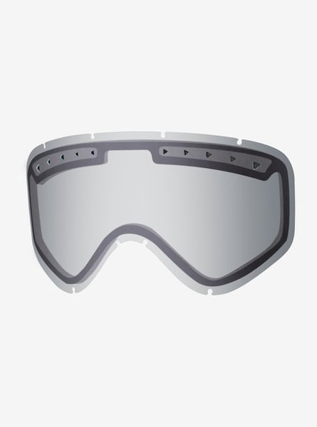 Anon - Kids' Tracker Clear Snow Goggle Replacement Lens
