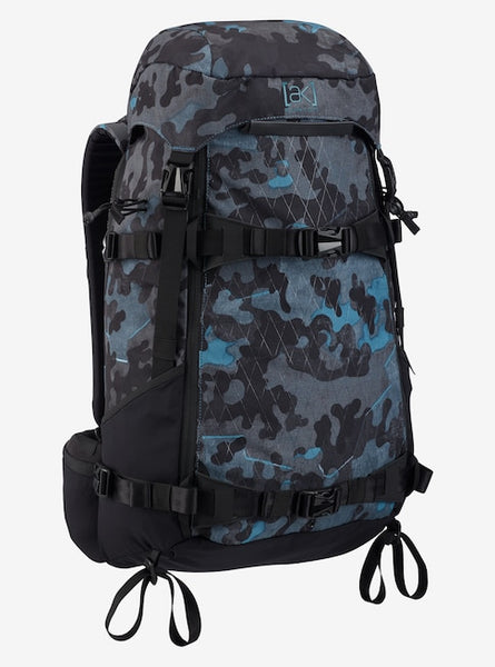Burton - Tour 33L Slate Shelter Camo Print Backpack