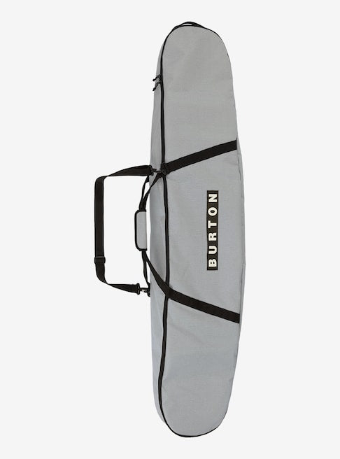 Burton - Space Sack 181cm Gray Heather Print Board Bag