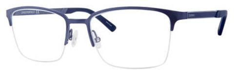 Chesterfield Eyewear - Ch 889 51mm Matte Blue Eyeglasses / Demo Lenses