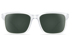 Neubau - Tim Crystal Clear Sunglasses