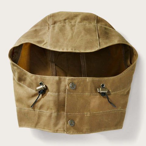 Filson - Tin Cloth Dark Tan Hood