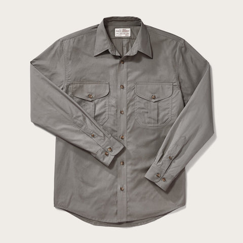 Filson - Feather Light Olive Cloth Shirt