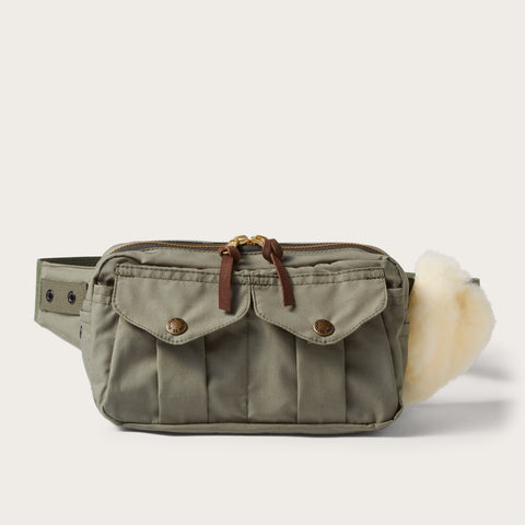Filson - Fishing Green Waist Waist Pack