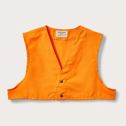 Filson - Blaze Orange Safety Vest
