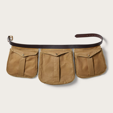 Filson - Tin Cloth Dark Tan Shooting Bag