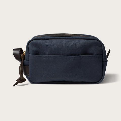Filson - Rugged Twill Navy Travel Kit