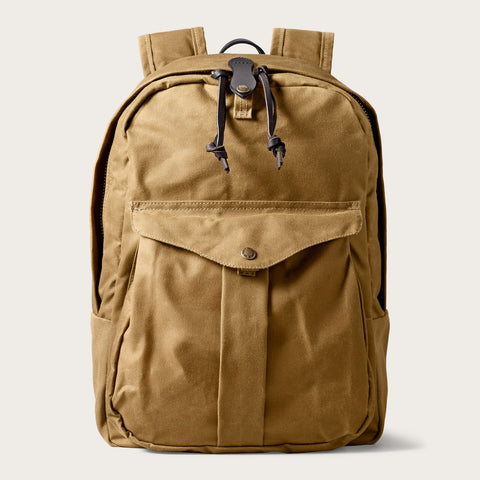 Filson - Journeyman Tan Brass Backpack