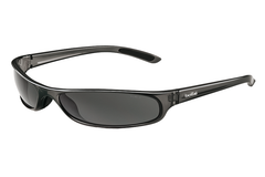 Bolle - Anaconda Jr. Shiny Crystal Smoke Sunglasses, TNS Lenses