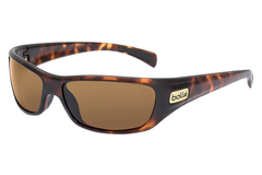 Bolle - Copperhead Dark Tortoise Sunglasses, TLB Dark Lenses