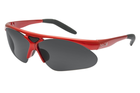 Bolle - Parole Red Sunglasses, TNS Gun Lenses