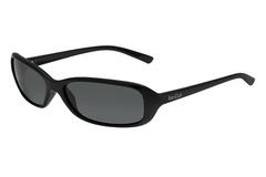 Bolle - Molly Shiny Black Sunglasses, TNS Oleo AR Polarized Lenses