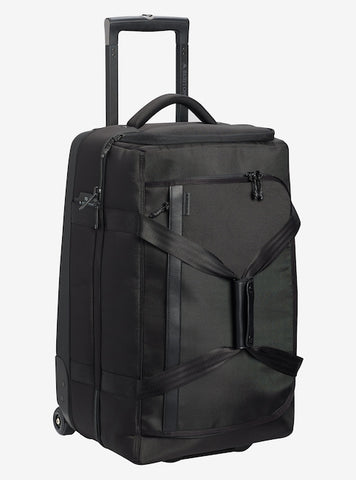 Burton - Wheelie Cargo 65L True Black Ballistic Travel Bag