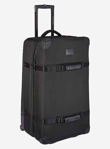 Burton - Burton Wheelie Sub 116L True Black Ballistic Travel Bag