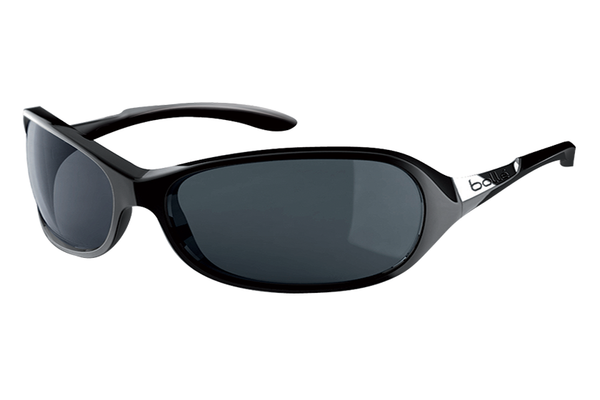 Bolle -  Grace Shiny Black Sunglasses, TNS Lenses