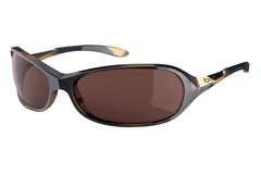 Bolle -  Grace Shiny Tortoise Sunglasses, A14 Oleo AF Polarized Lenses