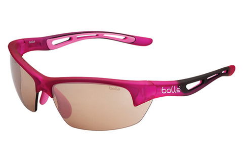 Bolle - Bolt S Pink Sunglasses, Modulator V3 Golf Oleo AF Lenses
