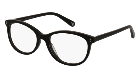 Stella McCartney - SK0025O Black Eyeglasses / Demo Lenses