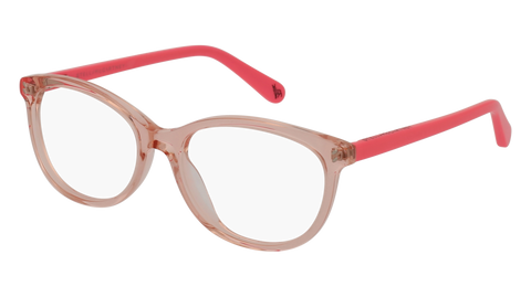 Stella McCartney - SK0025O Light Pink Eyeglasses / Demo Lenses