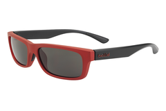 Bolle - Daemon Matte Red / Black Sunglasses, TNS Lenses