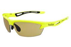 Bolle - Bolt Neon Yellow Sunglasses, Modulator V3 Golf Oleo AF Lenses