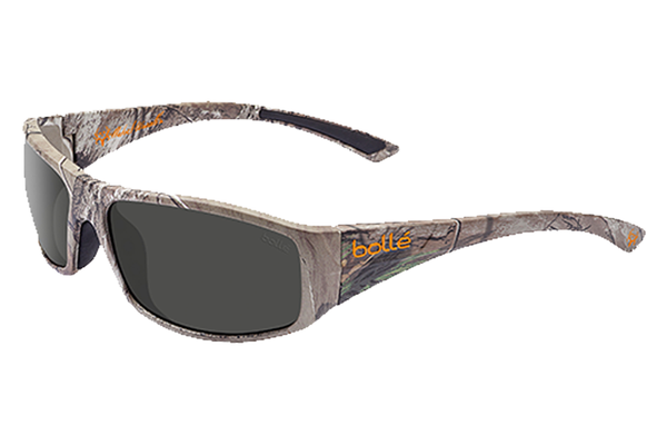 Bolle -  Weaver Michael Waddell's Realtreetm Xtra Sunglasses, TNS Oleo AF Polarized Lenses