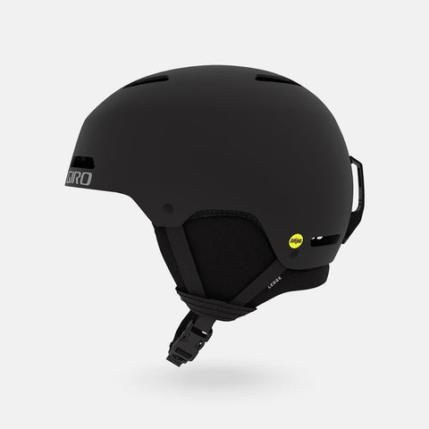 Giro - Ledge MIPS Small Matte Black Snow Helmet