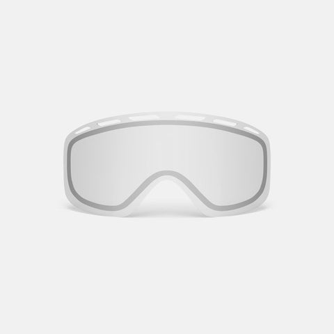 Giro - Index Otg Clear Snow Goggle Replacement Lens