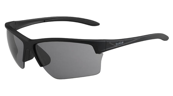 Bolle - Flash Matte Black Sunglasses / TNS Lenses
