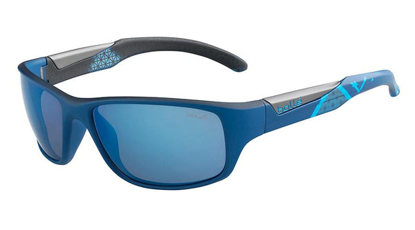 Bolle - Vibe Matte Blue Sunglasses / GB10 Lenses