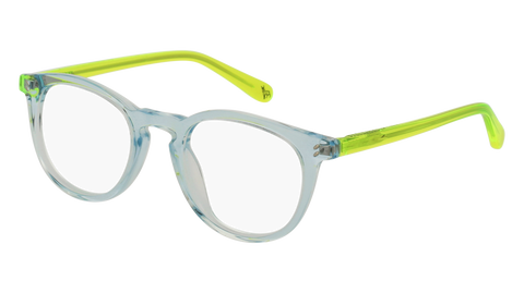 Stella McCartney - SK0026O Light Blue Eyeglasses / Demo Lenses
