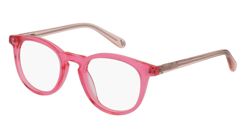 Stella McCartney - SK0026O Pink Eyeglasses / Demo Lenses