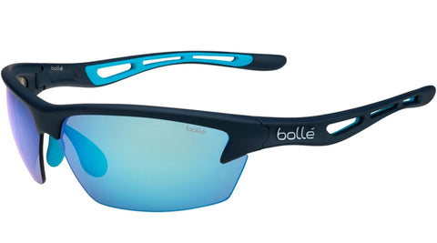 Bolle - Bolt Matte Navy Sunglasses / TNS Ice Lenses