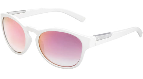 Bolle - Rooke Matte Cool Gray Sunglasses / TNS Gradient Pink Lenses