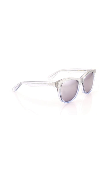 Wildfox - Catfarer Deluxe Crystal Cove Sunglasses