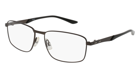 Puma - PU0227S Black Sunglasses / Smoke Lenses
