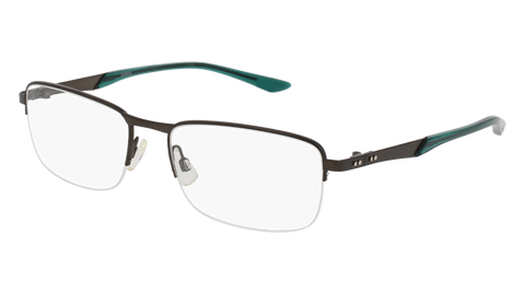 Puma - PU0174O Black Ruthenium Eyeglasses / Demo Lenses