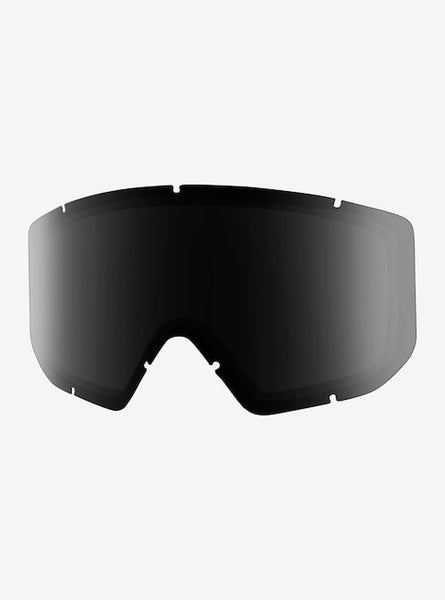 Anon - Men's Relapse Dark Smoke Snow Goggle Replacement Lens