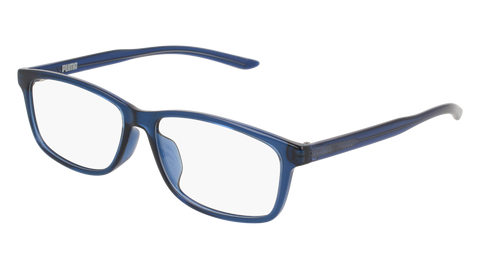 Puma - PU0185OA Blue Eyeglasses / Demo Lenses