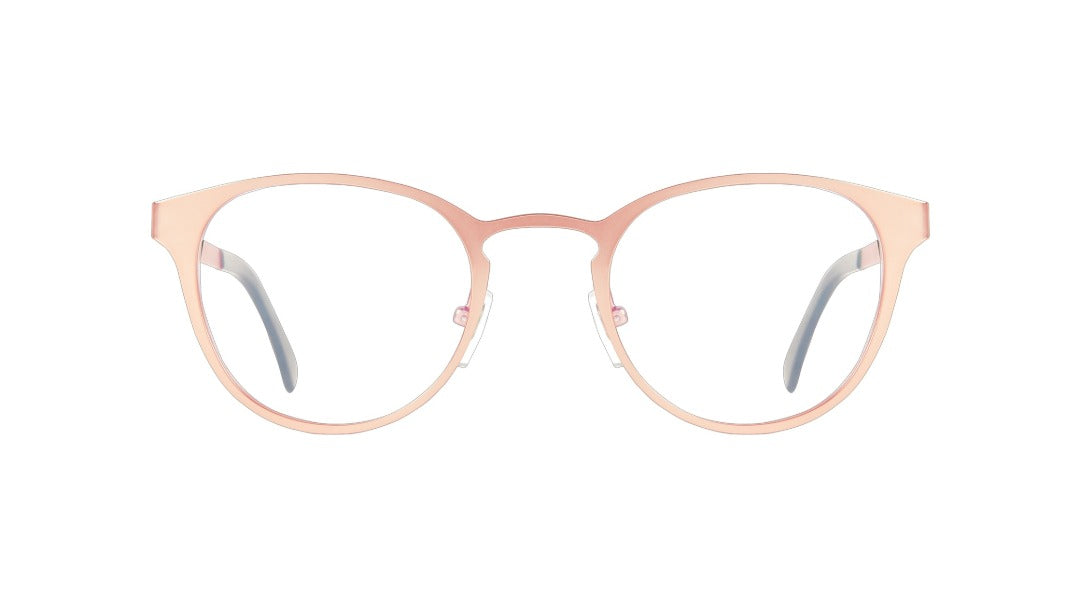 Komono - Hollis Rose Gold Eyeglasses / Demo Lenses