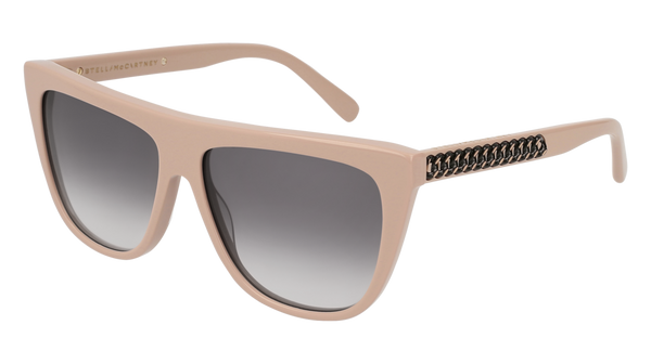 Stella McCartney - SC0149S Pink Sunglasses / Grey Lenses