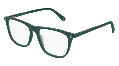 Stella McCartney - SK0043O Green Eyeglasses / Demo Lenses